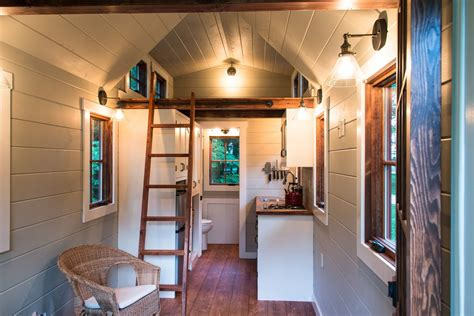 interior design of small house timbercraft tiny house living large in 150 square feet