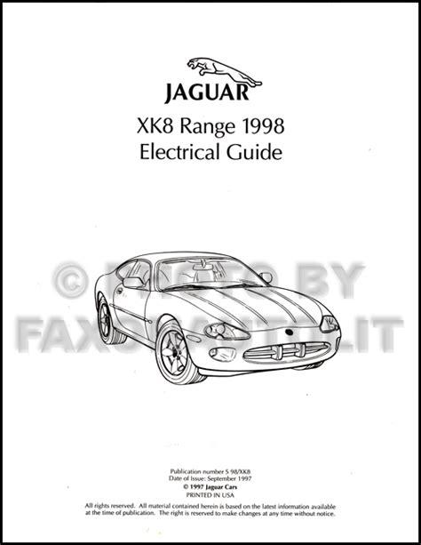 jaguar xk8 wiring diagram wiring diagram