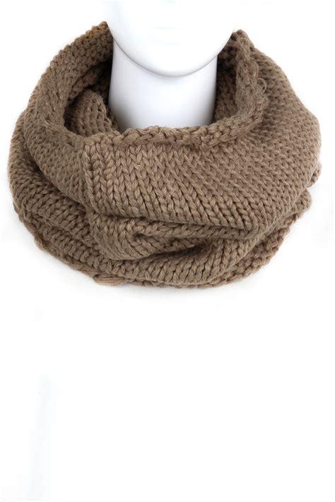 infinity knit scarf knit infinity scarf scarves