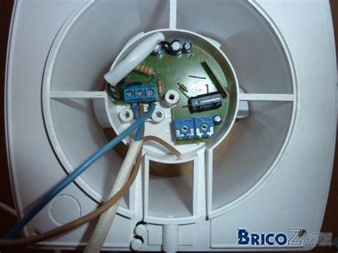 Comment Brancher Un Extracteur De Salle De Bain by Installation Ventilateur Salle De Bain