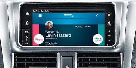 Headl Toyota Vios 2014 Kanan aplikasi unit all new yaris kini lebih canggih