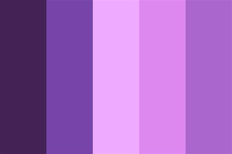 lavender color scheme purple lake color palette