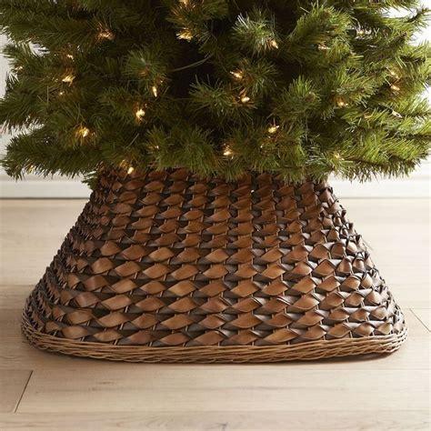 christmas tree collar pier 1 17 best tree collar images on tree ideas tree collar