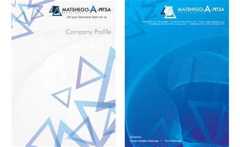 unique solutions design company profile company profile designers business profile designers