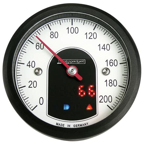 Mini Tacho Motorrad by Mini Motorcycle Speedo