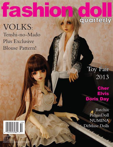 doll quarterly buy fashion doll quarterly magazine subscription usa