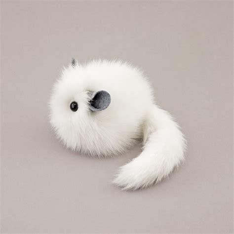 amazon com higogogo super cute plush toy bean bag chair pink red stuffed white chinchilla stuffed animal cute plush toy faux