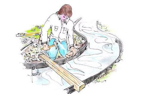 ghiaia per vialetti vialetto economico in ghiaia per il giardino