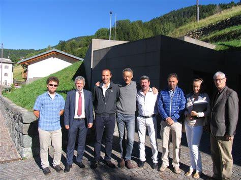 consolato austriaco in italia prima visita in trentino per il nuovo console austriaco a
