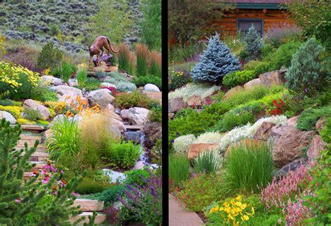 garden at vail
