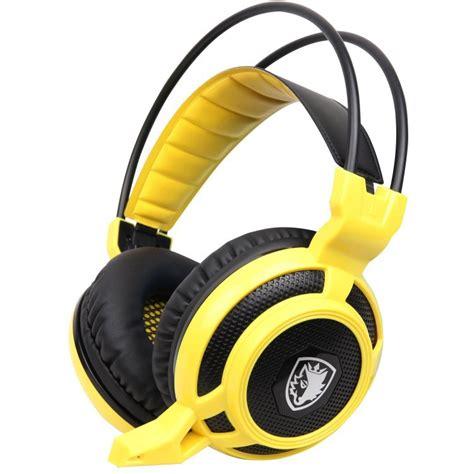 Headset Untuk Gaming komputer headset 2015 bests hifi surround headphone dengan mikrofon untuk gamer komputer