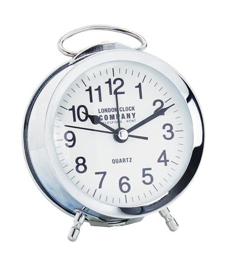 clock company retro chrome beep alarm clock quartz ebay