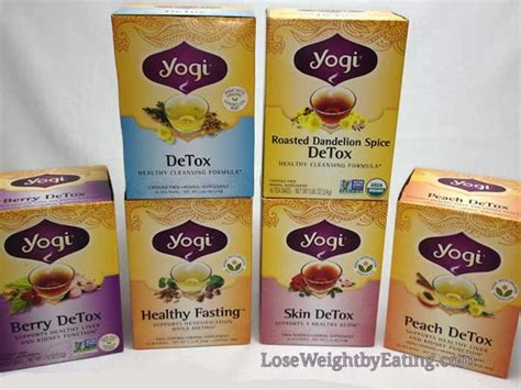 Berry Detox Yogi Lose Weight by Detox Tea For Weight Loss And Beautiful Skin Detox