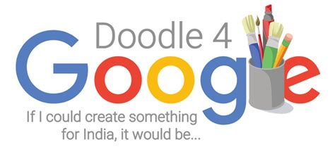 doodle 4 voting 2015 official india meet the 12 doodle 4