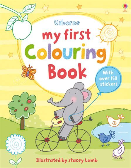 color my coloring book books my colouring book at usborne children s books