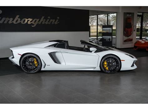 Lamborghini For Sale 2014 2014 Lamborghini Aventador For Sale Gc 19023 Gocars