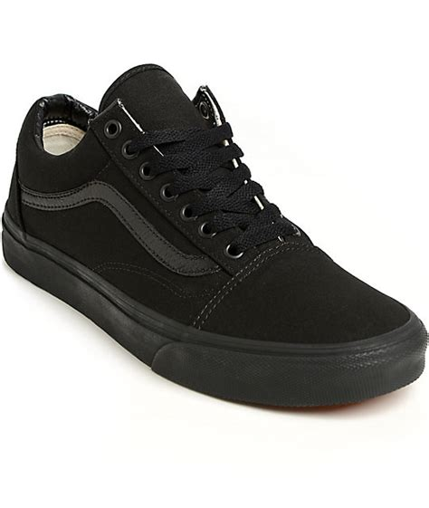 vans skool mono skate shoes zumiez