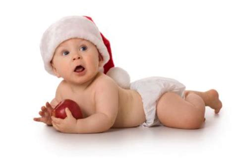 how to take baby frist christmas pictures weaning baby at