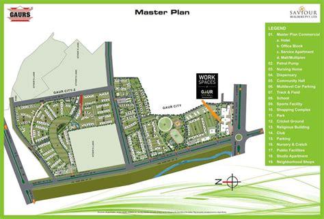 layout plan of noida extension layout plan of work space gaur city mall greater noida