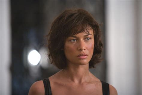 james bond film actress olga kurylenko interview james bond quantum of solace
