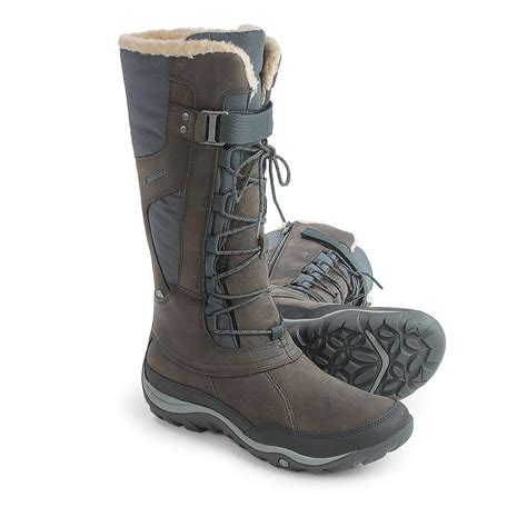 snow boots for merrell murren leather snow boots for save 50