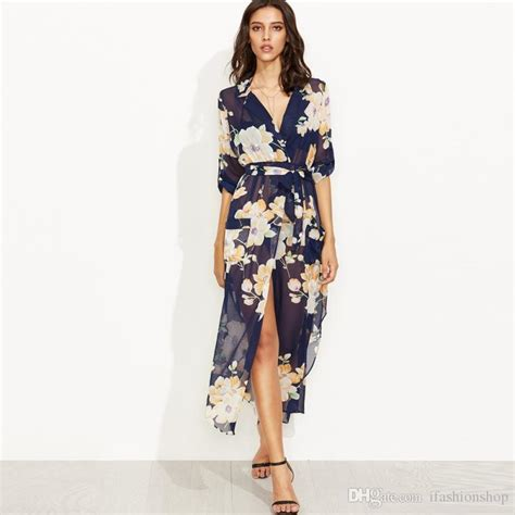 fashion union fashion union shoulder shirt simple accessories slit design flower print maxi dress sale summer casual