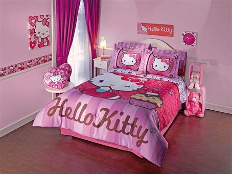beautiful  kitty bedroom  young girls  ideas