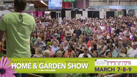 maricopa county home garden show march