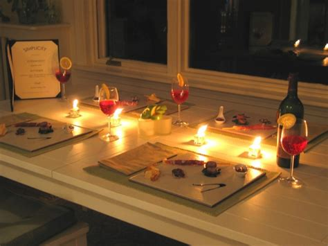 ideas for a dinner at home candlelight dinner at home 10 cheap date ideas which you