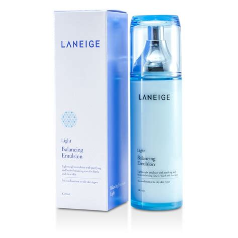 Lanaige Light Balancing Emulsion laneige balancing emulsion light for combination to fresh