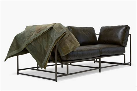 stephen kenn couch minimal leather sofa by stephen kenn bonjourlife