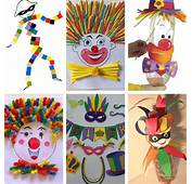 Manualidades De Carnaval Para Ni&241os  DecoPeques