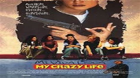 mi vida loca 1993 poster 1993 mi vida loca my crazy life minha vida louca
