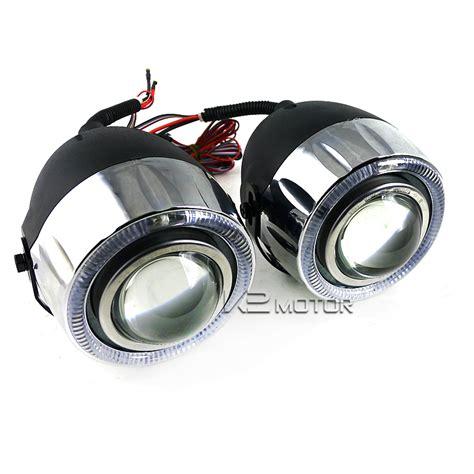 universal halo fog light projector 7 color