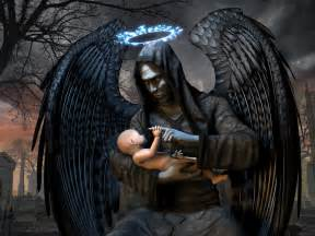 The baby is the soul the eternal soul a child like totally empty and