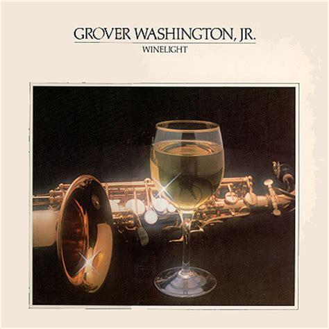 Kaset Grover Washington Jr Winelight smooth jazz albums of the 80 s steve hoffman forums
