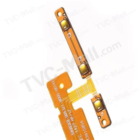 Flexibel Power On Volume Sony Xperia E3 D2203 oem power volume buttons flex cable part for sony xperia e3 d2203 d2206 d2243 d2202 tvc mall