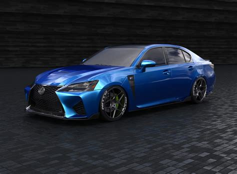 lexus custom world s first custom lexus lc 500 debuts in sema alongside