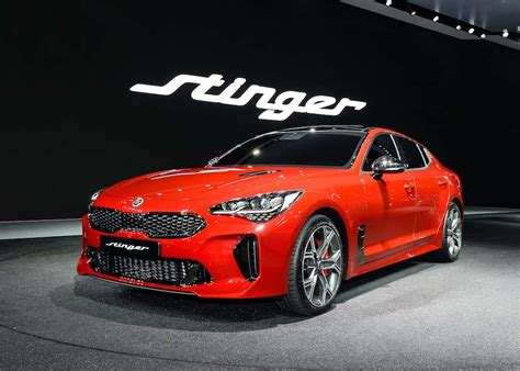 Korea Kia Kia Stinger Makes Asian Debut In Korea Drive Safe And Fast