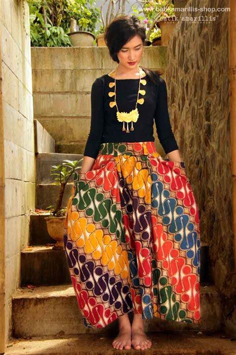 Clicker Lokal Made In Indonesia Batik Amarillis Made In Indonesia Model Batik Lokal