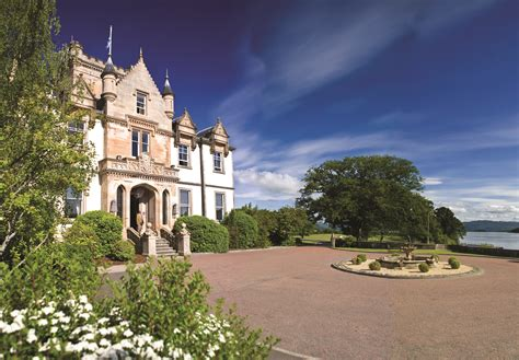 cameron and house luxury spa hotel in loch lomond scotland cameron house