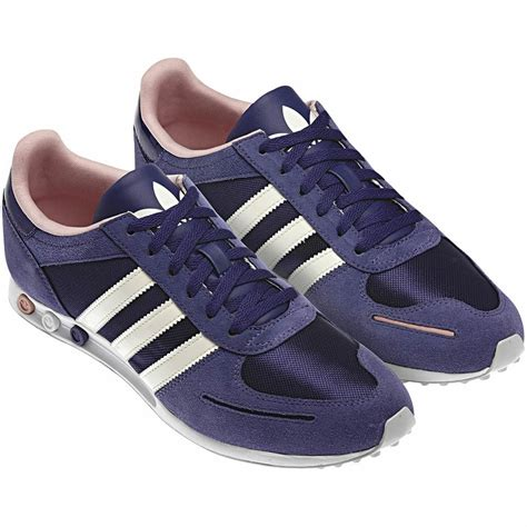 adidas women size adidas originals womens la trainer sleek size uk 5 fashion