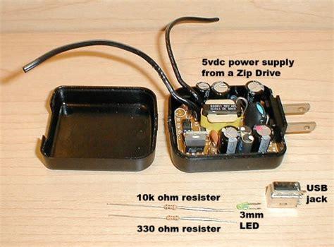 Simple Gengar Iphone All Hp diy wall wart usb power supply hacked gadgets diy tech