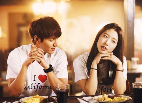 film lee min ho park shin hye inikah perbedaan yang bakal diusung drama lee min ho dan