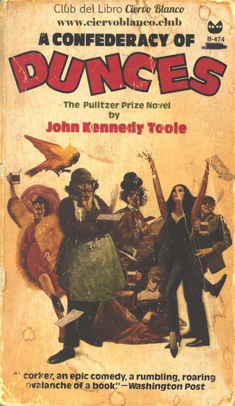 libro a confederacy of dunces book club discussion quot a confederacy of dunces quot kennedy toole