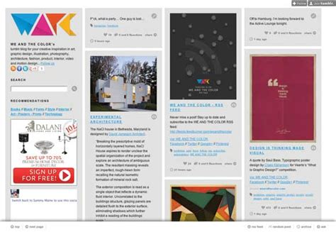 best design blogs the 80 best tumblr blogs for designers page 2 creative bloq