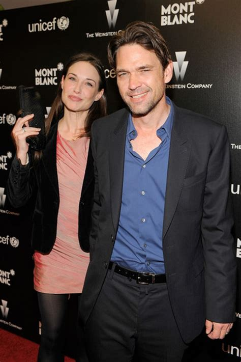 claire forlani and brad pitt relationship claire forlani s acting talent personal tragedy her