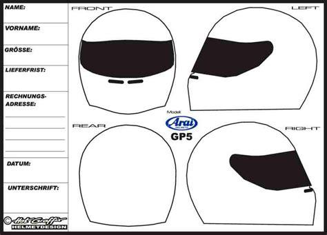 Helm Design Vorlagen helmdesign helmlackierungen hotgraffix
