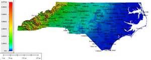 topographic maps of carolina
