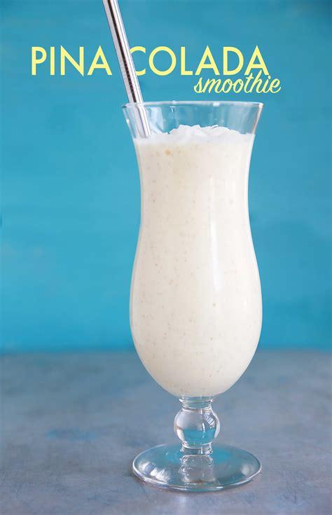 pina colada pi 241 a colada protein smoothie lexi s clean kitchen